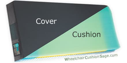 Stimulite Bariatric Wheelchair Cushion