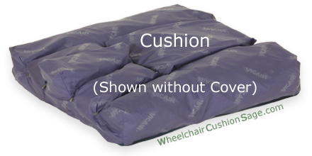 Vicair Vector Wheelchair Cushion