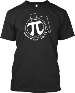Fun Pi Day T-Shirt