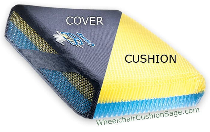 Stimulite Corbee Pediatric Wheelchair Seat Cushion