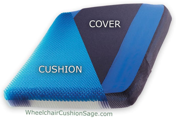 Stimulite Sport Wheelchair Seat Cushion