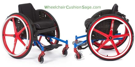 TiLite Pilot Children's Wheelchair - Pediatric
