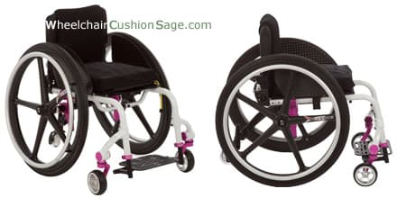 TiLite Twist Children's Wheelchair